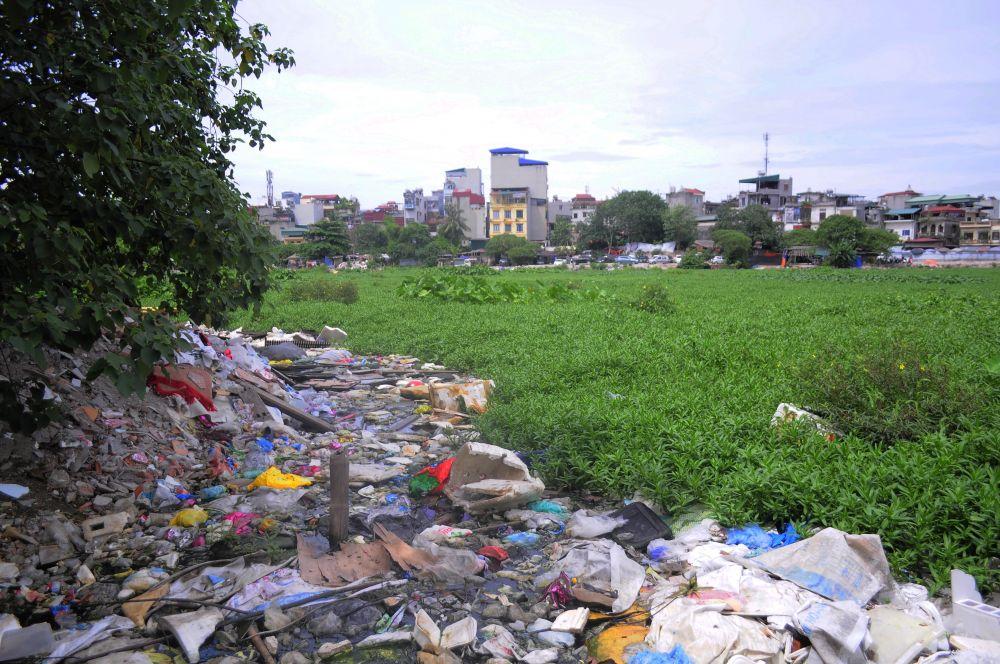 Hồ Linh Quang: Ô nhiễm 10 năm chưa được giải quyết