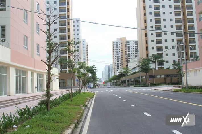 586 nền đất ở trong Khu đô thị mới Thủ Thiêm có giá bán mới