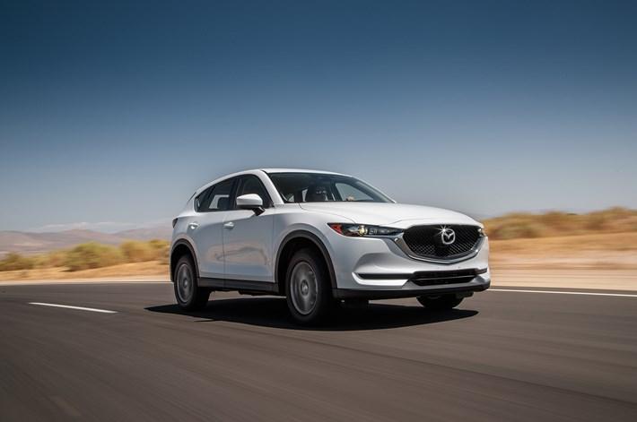 Mazda CX-5 hoàn toàn mới vừa ra mắt với nhiều bất ngờ vào thứ 7 tới đây