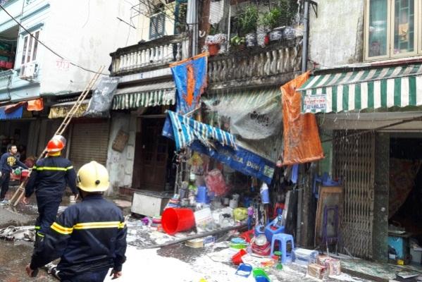 Cháy lớn tại Bạch Mai: Báo động về an toàn phòng cháy dịp Tết