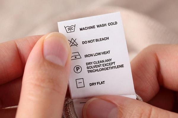 Phân loại đồ len cần giặt qua các thông số trên mác