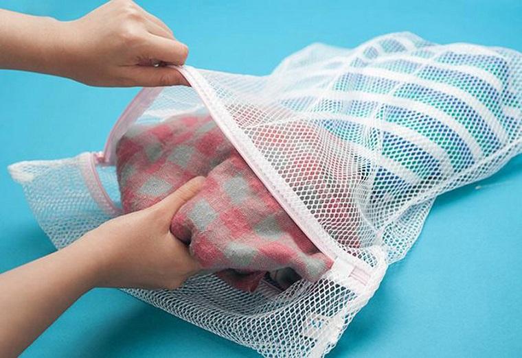 Túi giặt tránh những xô xát trong lồng máy