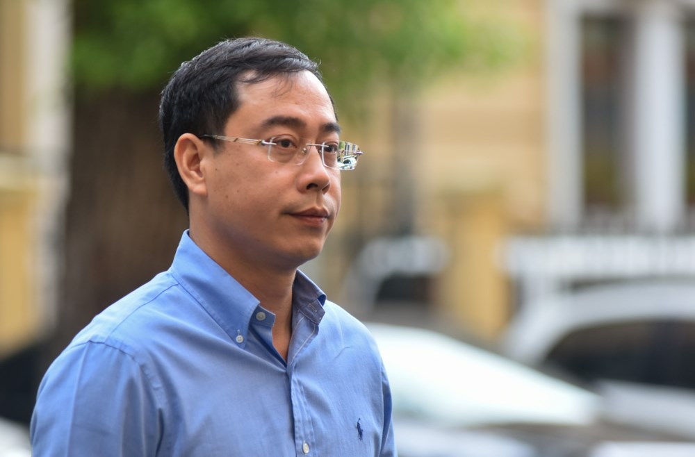 Ông Vũ Mạnh Tùng luôn bác bỏ không nhận lãi suất ngoài tại phiên tòa sơ thẩm ngày 11/9/2017