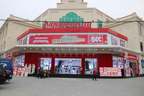 Trốn thuế, siêu thị điện máy Nguyễn Kim bị truy thu 150 tỷ đồng