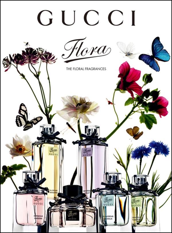 Flora mang một mùi hương nhẹ nhàng, thích hợp khi đi làm hoặc đơn giản là bạn muốn có một mùi hương ôm lấy cơ thể trong suốt một ngày dài
