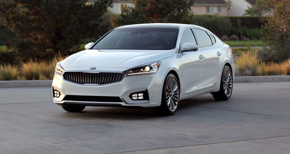 Bộ ba thương hiệu Hàn Quốc nắm giữ vị trí cao nhất trong bảng xếp hạng ô tô