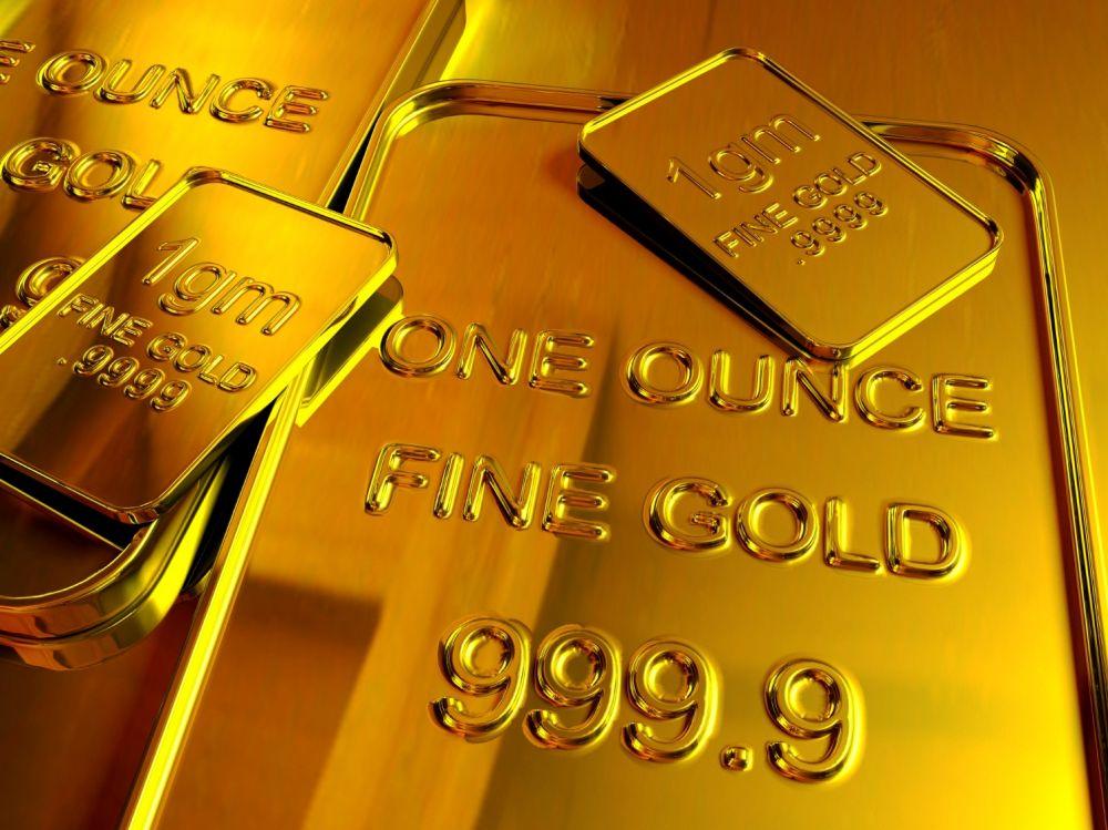 Giá vàng ngày 22/6: Vàng thế giới khó vực dậy