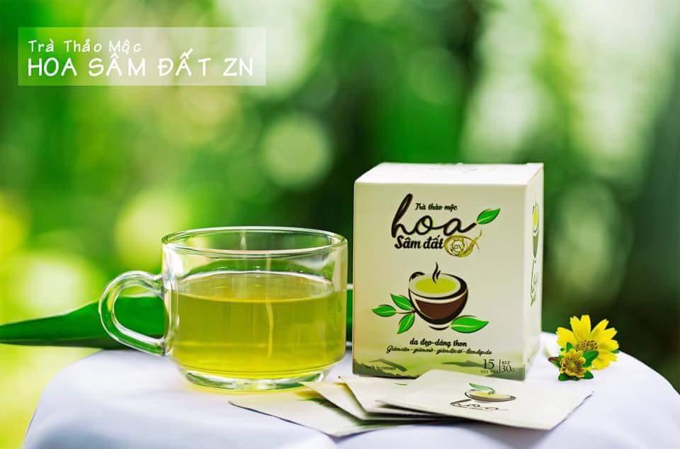 Thực phẩm bảo vệ sức khỏe Trà thảo mộc hoa sâm đất của công ty Hoàng ZN cũng không đảm bảo chất lượng lưu hành.