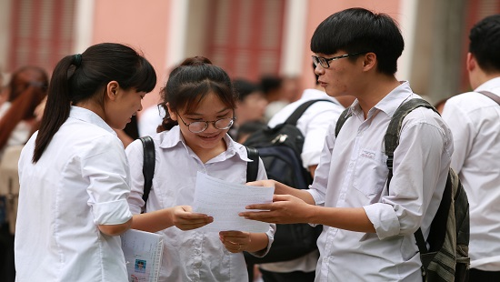 69% thí sinh TPHCM đạt điểm trung bình môn Toán tại kỳ thi THPT quốc gia 2018