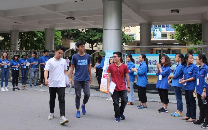 Những trường Đại học đầu tiên công bố điểm chuẩn 2018