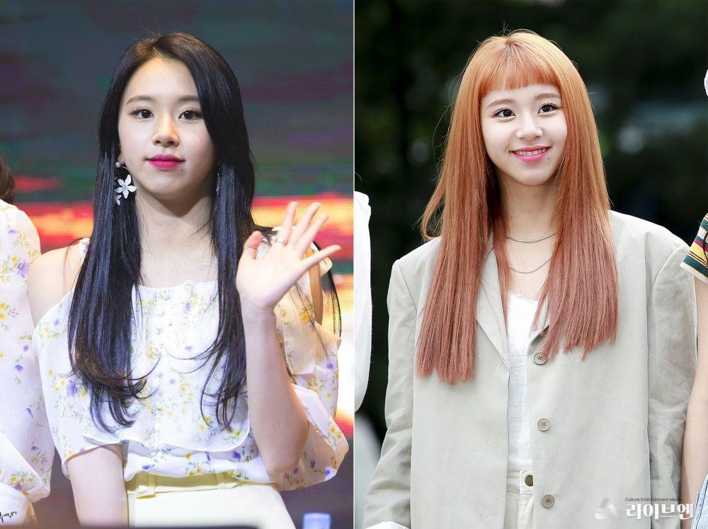 Thay đổi kiểu tóc mái cô nàng Chaeyoung - thành viên nhóm nhạc Twice