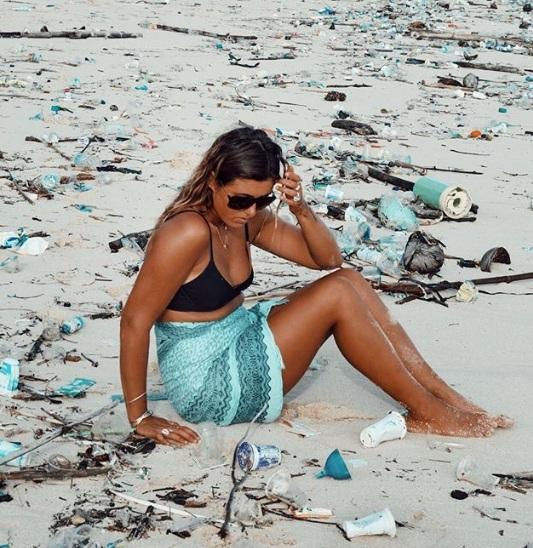 Một trong những bãi biển ở Philippines