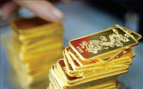 Giá vàng ngày 26/7: Vàng trong nước chạm ngưỡng 37 triệu đồng/lượng