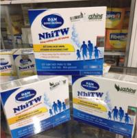 Thu hồi khẩn Đạm dinh dưỡng NhiTW và phạt Công ty cổ phần dược phẩm Vshine 47 triệu đồng