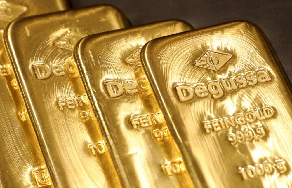 Giá vàng ngày 27/8: Vàng hồi phục khi giá đồng USD giảm