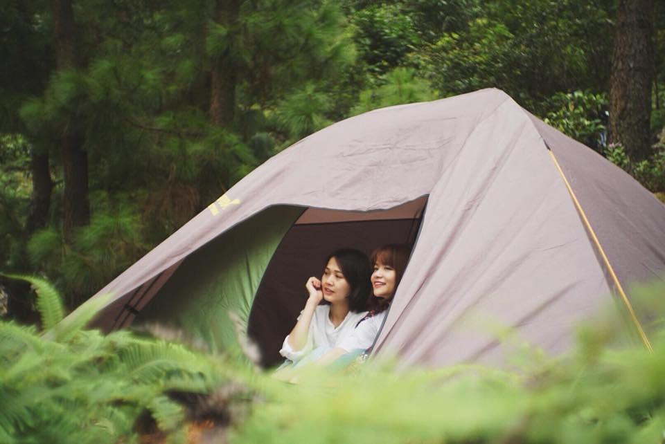 Top 3 địa điểm cắm trại độc nhất