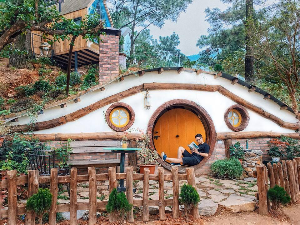 Homestay nhà Hobbit