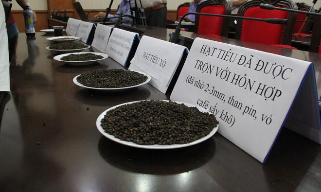 Vụ hồ tiêu trộn pin ở Đắk Nông: Chuyên gia hóa học cảnh báo mức độ ngộ độc
