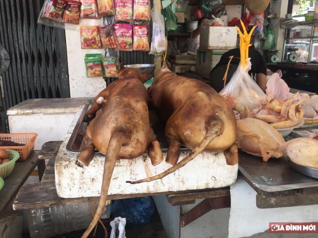 Hà Nội: 'Phố thịt chó' Nhật Tân bỗng dưng... biến mất