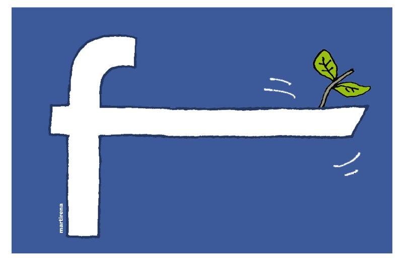 20 tranh biếm họa cho thấy mặt trái của Facebook, chúng ta như những con rối trên mạng xã hội