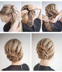 Những kiểu tóc tết đẹp cho bạn gái ngày hè