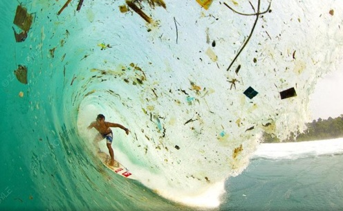 15 bức ảnh khiến bạn giật mình sợ hãi vì tác hại kinh khủng của đồ nhựa với môi trường