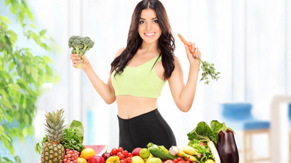 Chế độ ăn uống giúp bạn sở hữu vòng ngực căng tròn quyến rũ