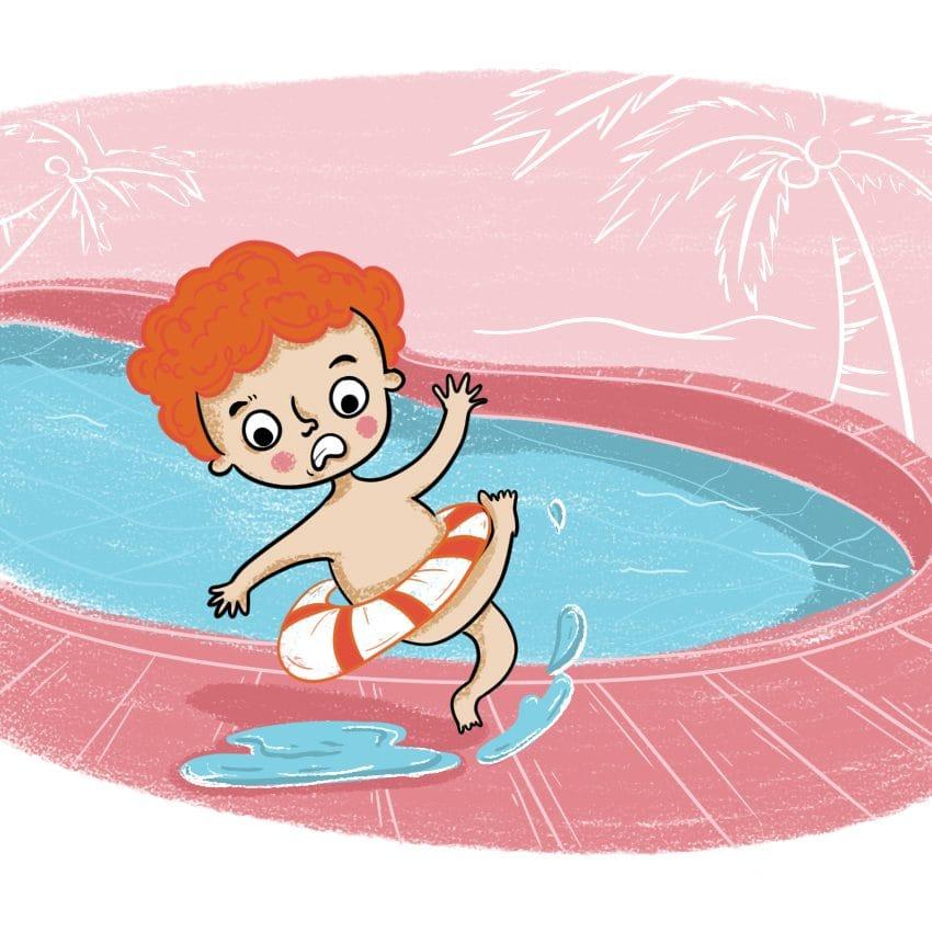 14 lưu ý bố mẹ không thể bỏ qua khi cho con đi tắm bể bơi công cộng