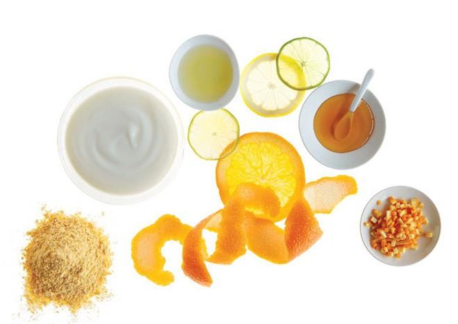 Khắc phục tình trạng da dầu bằng 5 công thức làm đẹp từ vỏ cam