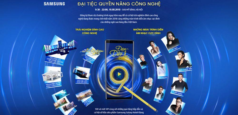 Chào thu với những sự kiện cuối tuần không thể bỏ qua tại Hà Nội