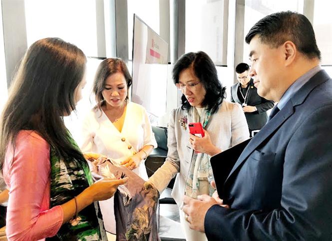 Các doanh nghiệp Việt Nam đang giao thương với các nhà nhập khẩu của Central Group Thái Lan