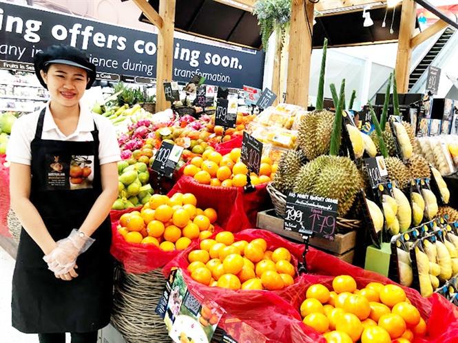 Tìm cơ hội 'cất cánh' cho nông sản Việt