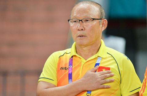 Vị thuyền trưởng của đội tuyển Olympic Việt Nam.