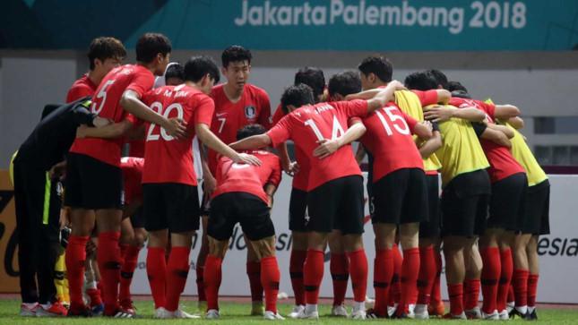 U23 Hàn Quốc được cảnh báo phải hết sức cẩn trọng trước U23 Việt Nam.