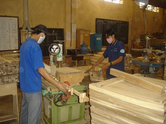 Ngành gỗ Việt Nam cần siết chặt nguồn gốc gỗ nguyên liệu NK