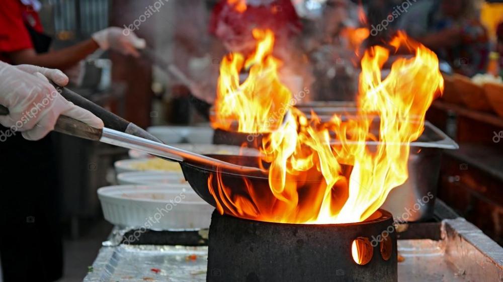 Mối liên hệ giữa gian bếp và căn bệnh ung thư phổi