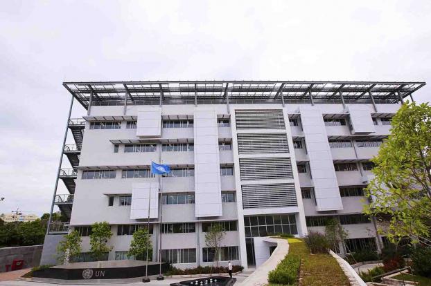 Bên trong ngôi nhà Xanh LHQ tại Việt Nam được giải thưởng công trình xanh thế giới 10