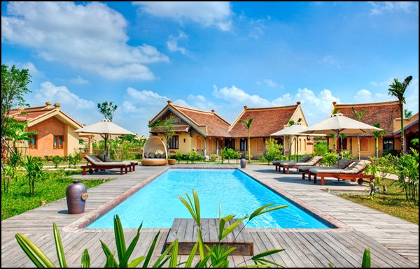 Những resort gần Hà Nội phù hợp cho du lịch cuối tuần