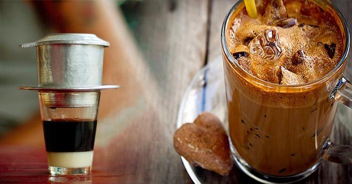 Cà phê sữa đá đã trở thành nét đẹp văn hóa của người Việt