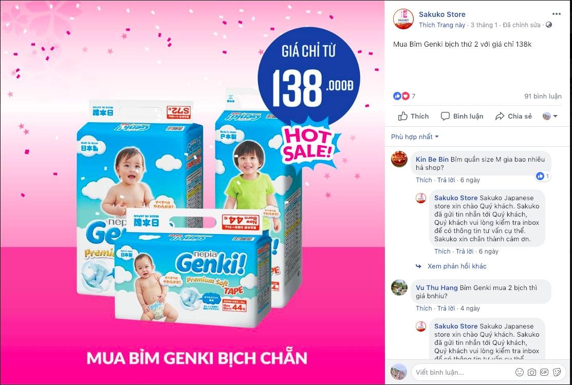 """""""Mập mờ"""" thông tin ưu đãi, Sakuko Trần Đại Nghĩa bán... """"cục tức"""" cho khách hàng"""