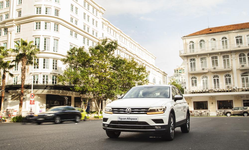 Tập đoàn Volkswagen tiếp tục lập kỷ lục doanh số trên toàn cầu