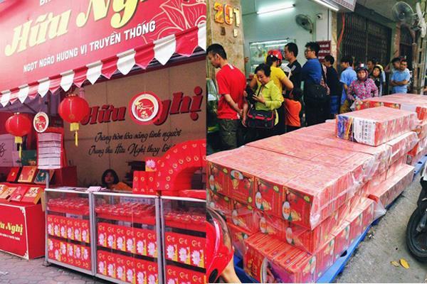 Tết Trung Thu: Người dân xếp hàng dài mua bánh truyền thống, các thương hiệu lớn ế ẩm