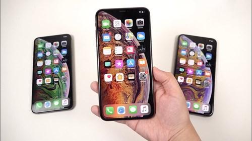 iPhone Xs Max là điện thoại có màn hình tốt nhất