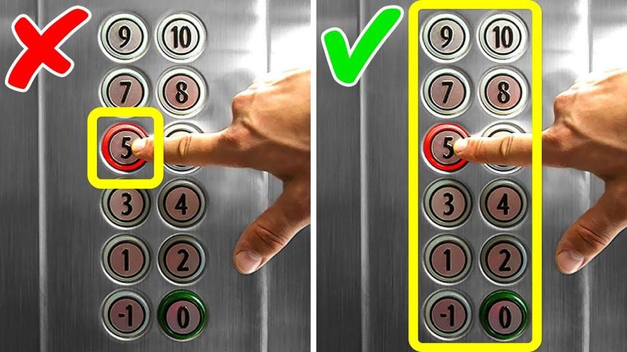 Kỹ năng xử lý nhất định phải biết khi bị kẹt trong cầu thang máy