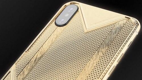 Phiên bản mạ vàng của iPhone XS Max có giá 350 triệu đồng