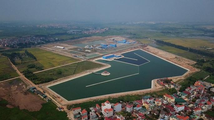 Chính thức cấp nước sạch đạt chuẩn châu Âu cho người dân Hà Nội