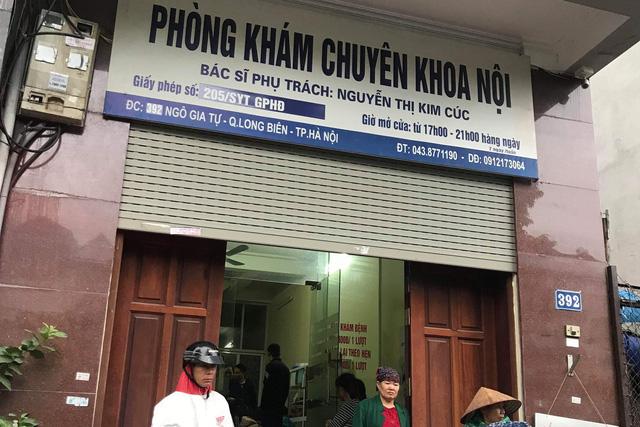 Chủ tịch Hà Nội yêu cầu xử lý nghiêm vụ bé 2 tuổi tử vong sau truyền dịch tại phòng khám tư