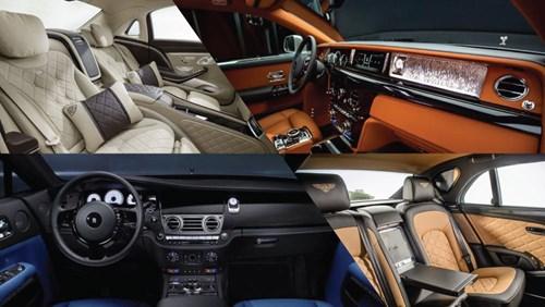 Trong gần 100 năm qua, thiết kế nội thất xe hơi đã thay đổi như thế nào?