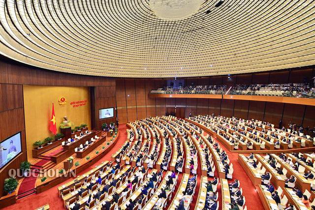 Ngày Quốc hội bầu Chủ tịch nước sẽ diễn ra như thế nào?