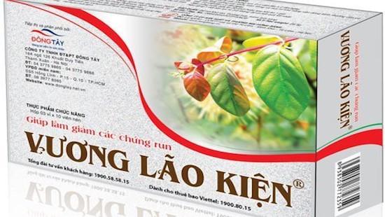 Nhiều sai phạm về quảng cáo thực phẩm chức năng
